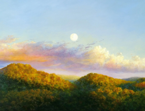 """FULL MOON RISING"""