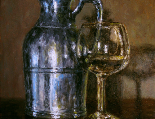 """PITCHER AND GLASS"""