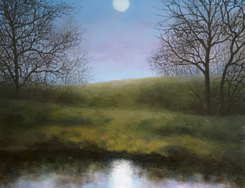 """EVENING MOONLIGHT"""
