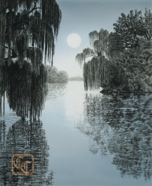 MOONLIGHT WEEPING