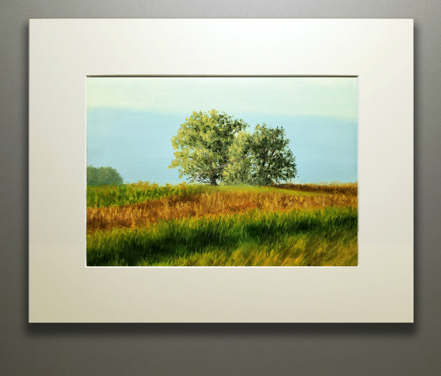 COUNTRY MORNING MATTED