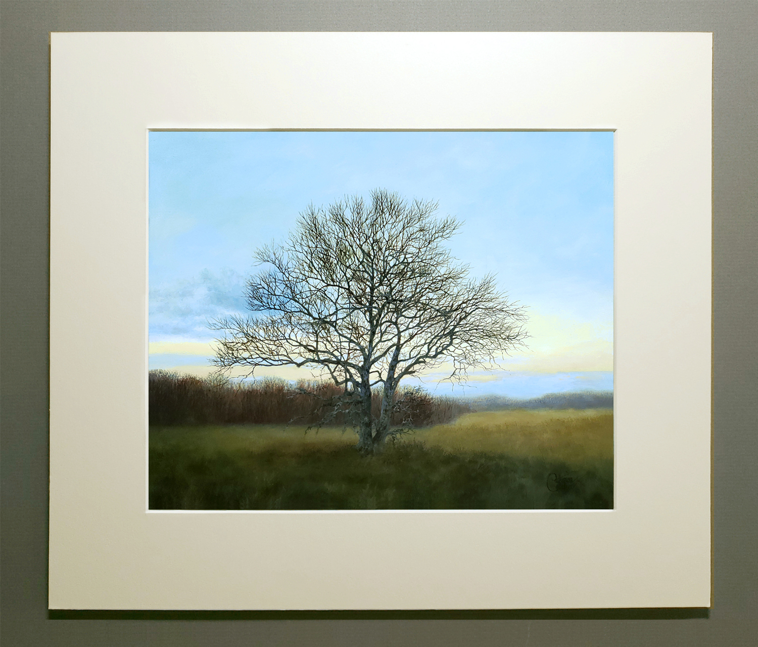 """""""MEADOW SENTRY"""" MATTED"""