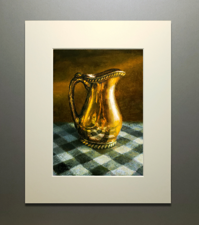 CHECKERED REFLECTIONS MATTED