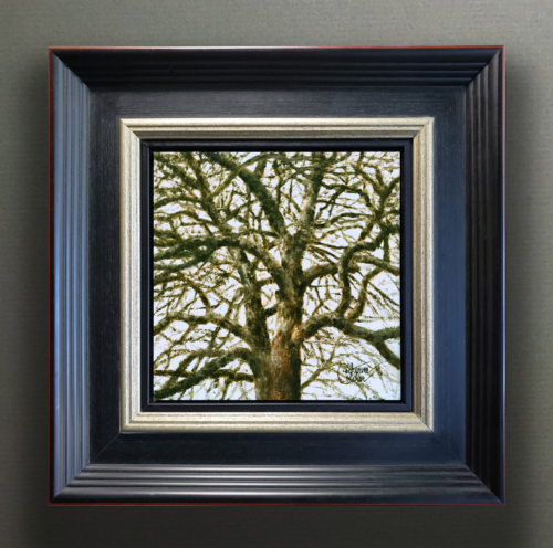 """""""BRANCHING OUT"""" FRAMED"""